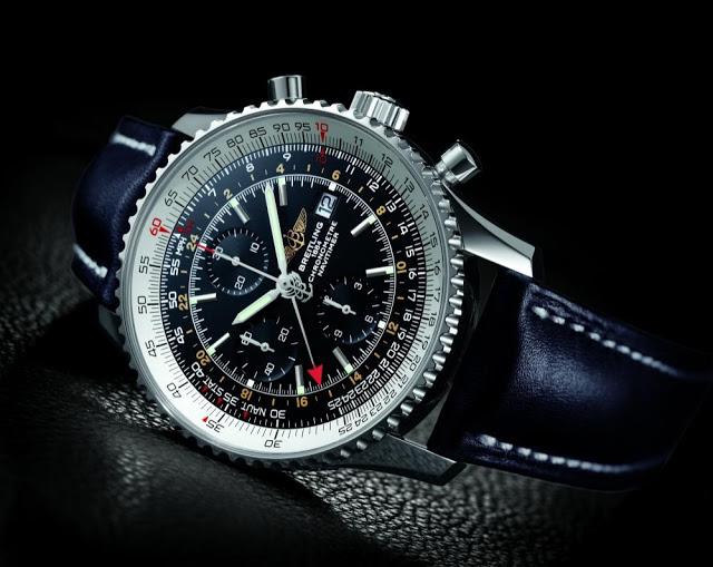 Breitling BTA Navitimer World Chronograph