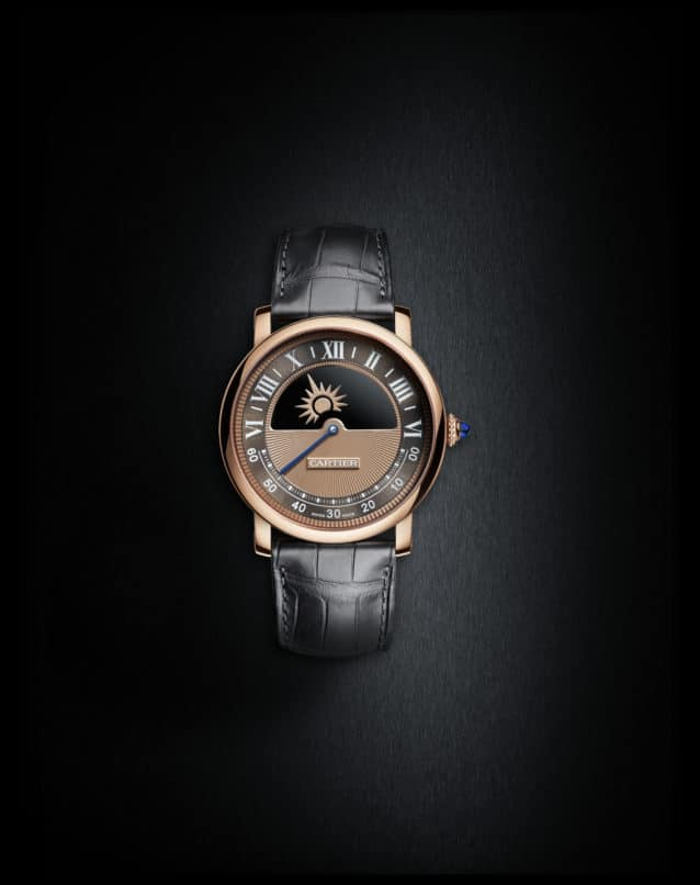 Rontonde de Cartier Mysterious Night