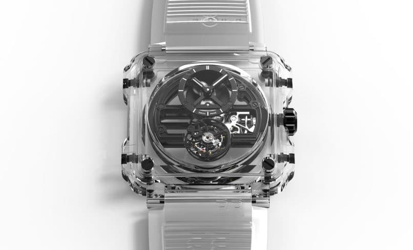 Translucent Watches: Bell & Ross