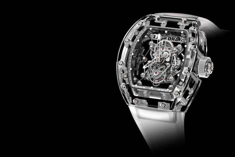Translucent Watches: Richard Mille