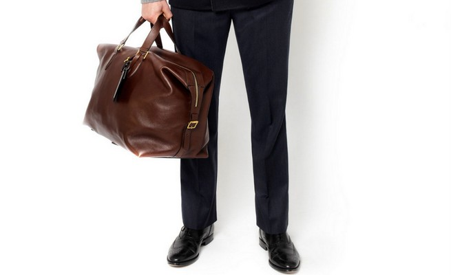 Stylish weekender bags for men - LifestyleAsia Hong Kong
