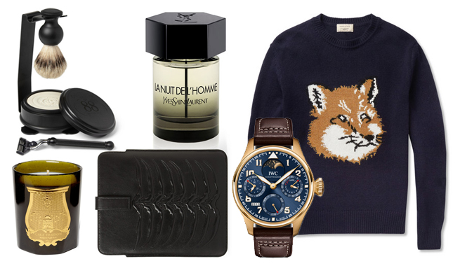 Christmas 2013 gift ideas for men - LifestyleAsia Singapore