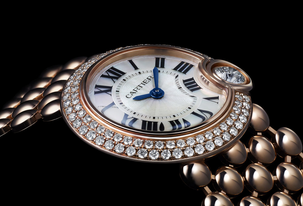 Image result for BALLON BLANC DE CARTIER WATCH