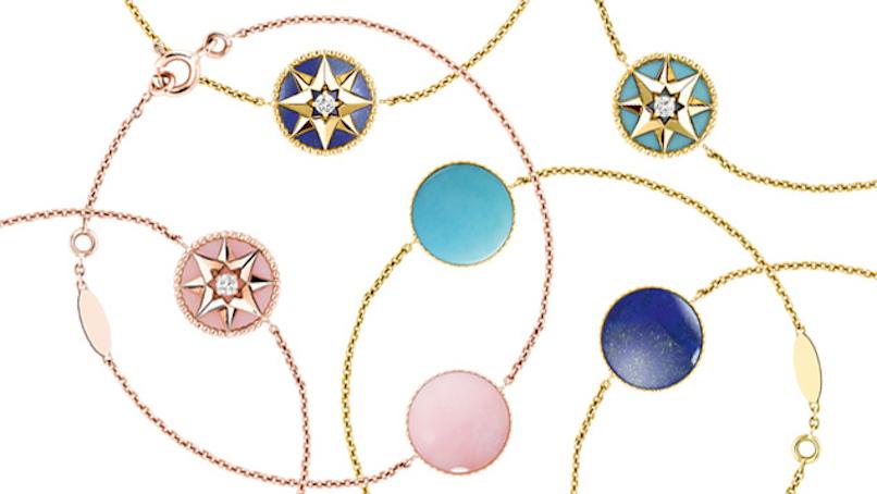 Bracelet Rose Des Vents Dior Prix