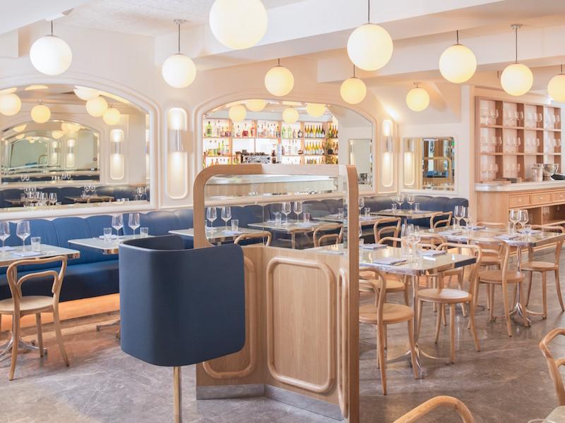 Hong Kong's most stylish restaurant interiors - Belon
