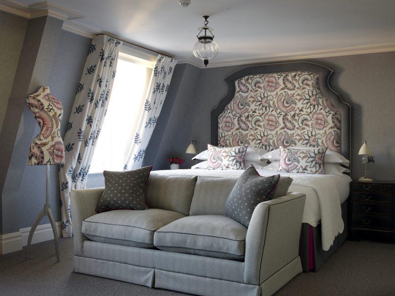 CSH 2 Bed Suite bedroom