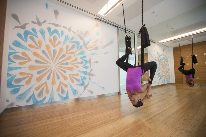 Private Yoga studio