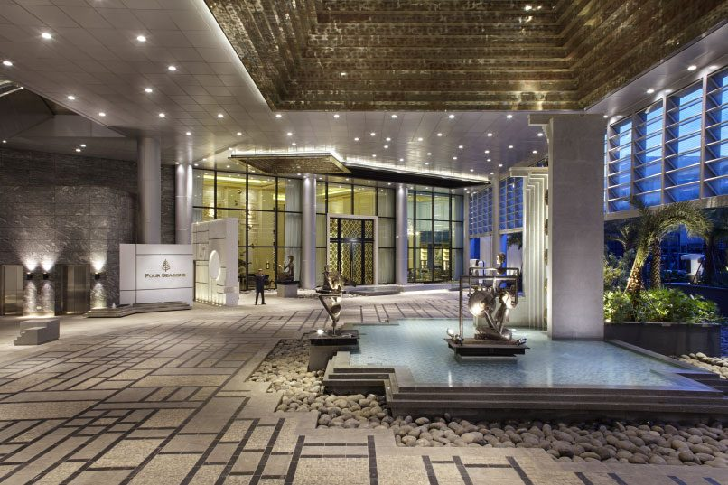 the all suites four seasons hotel jakarta debuts
