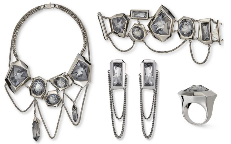 06c53bbd8c34 Jean Paul Gaultier for Atelier Swarovski Reverse Collection Fall ...