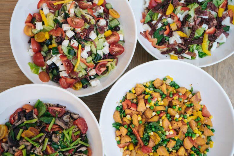 The Elephas salads