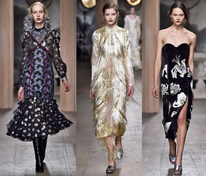 Erdem LFW London Fashion Week