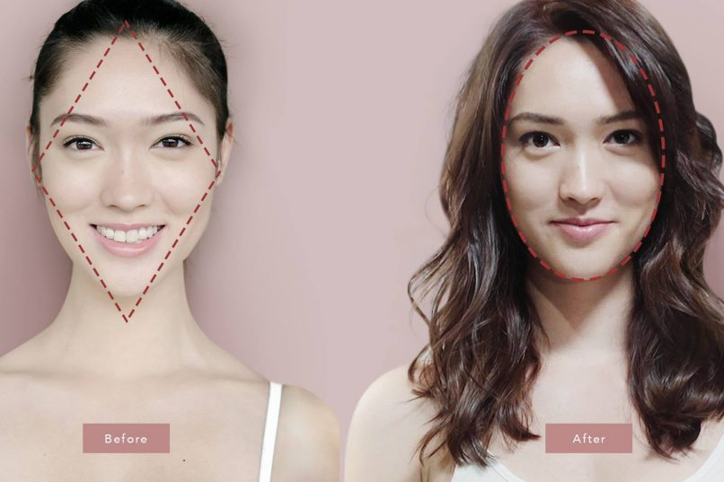Hair Contouring_Before and After