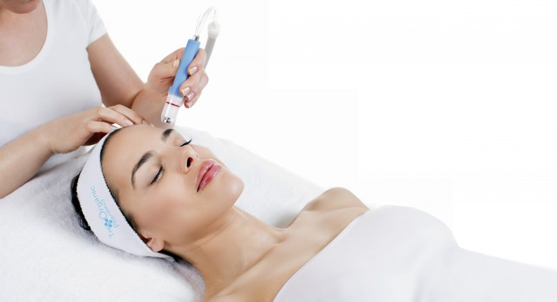 Rose Diamond Lifting Facial exclusively available at Auriga spa from October to December 2016
