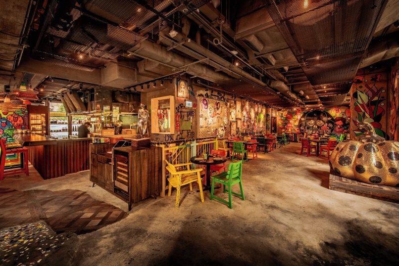 DJAPA Dining Area