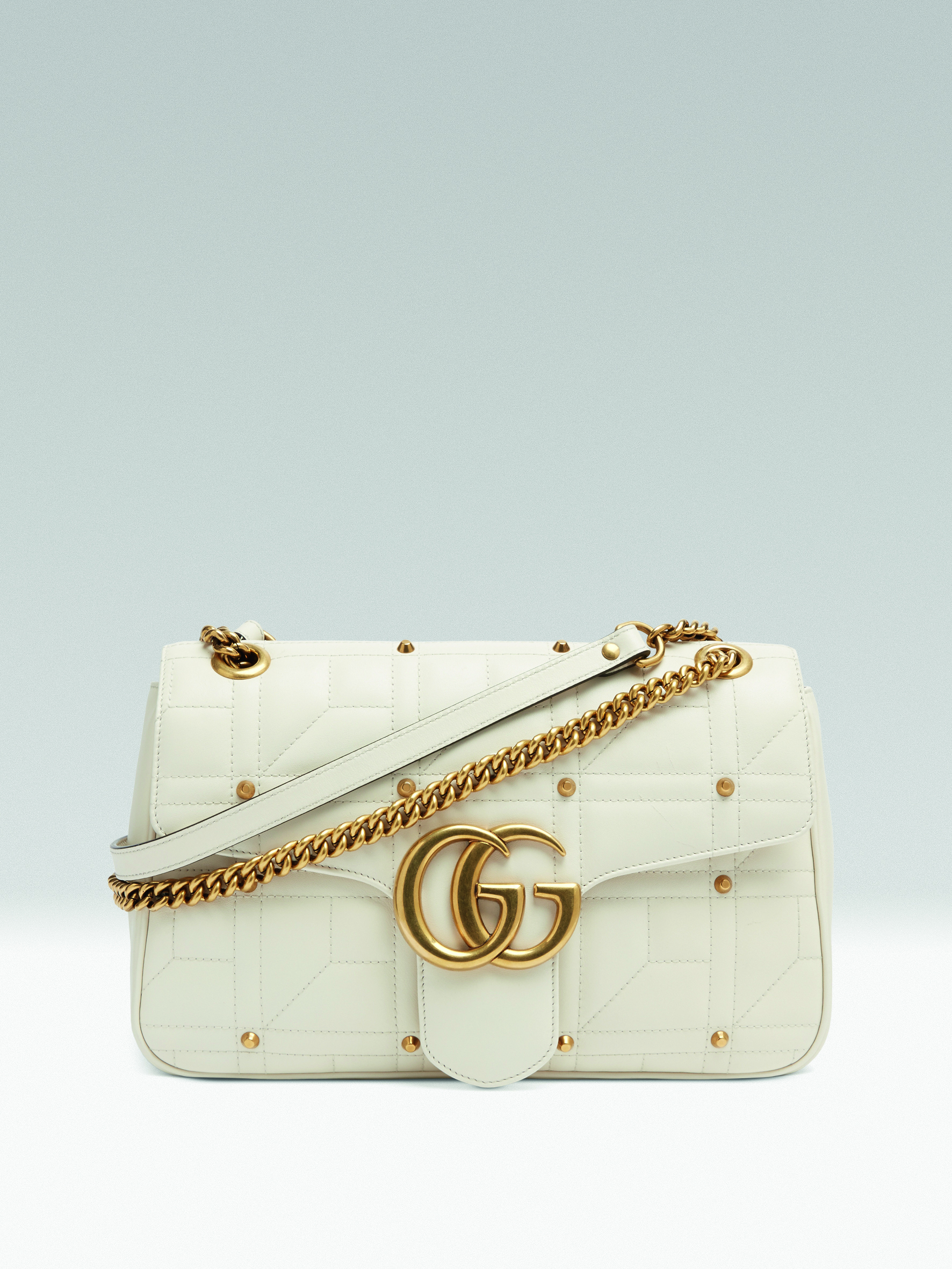 bab61ffc5 Spotted on celebrities the likes of Sienna Miller and Chiara Ferragni, it  is no doubt that the GG Marmont bags have received the stamp of approval in  the ...