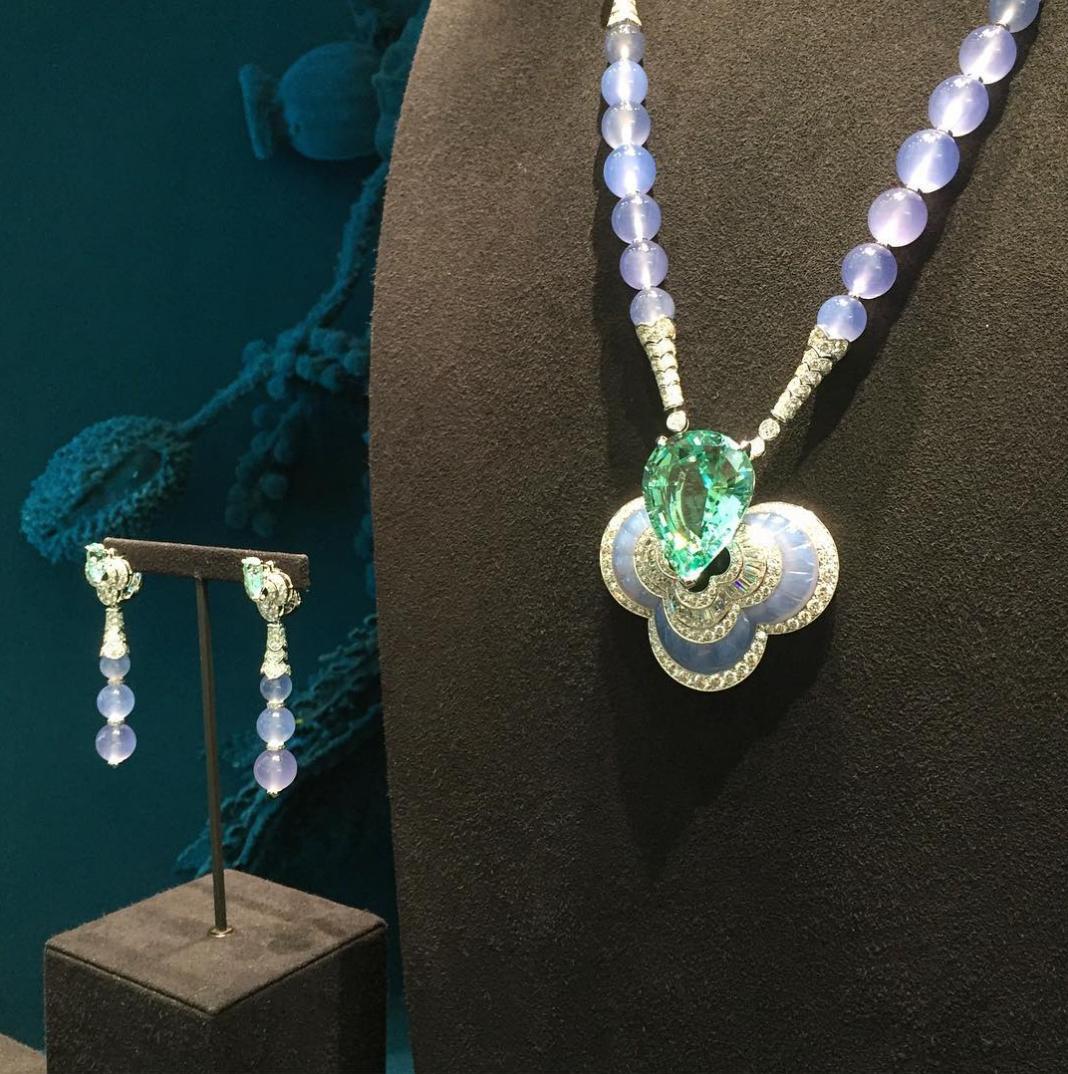 Louis Vuitton Blossom high jewellery