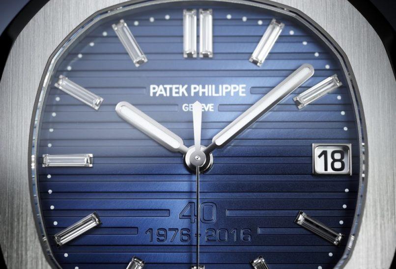 Patek Philippe Nautilus 5711/1P Nautilus 40th Anniversary edition