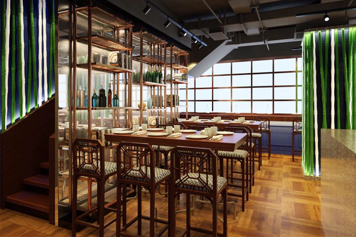 new restaurant oct - deng g