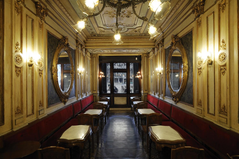 Caffe Florian Hall of Seasons