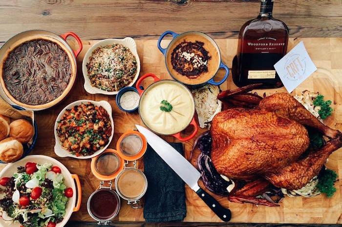 CRFT-PIT Thanksgiving Dinner