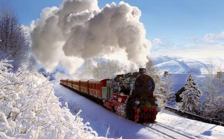 Trans-Siberan-Railway