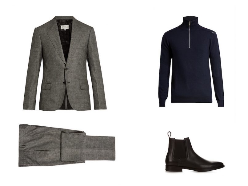 the guyde - how to wear suits - casual fridays