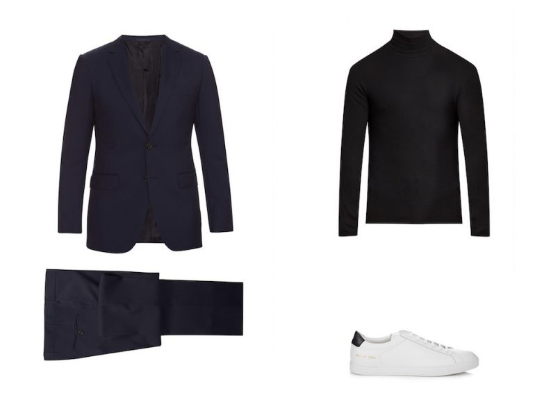 the guyde - how to wear suits - weekend vibes