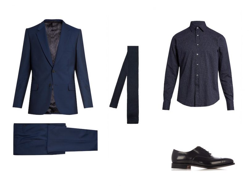 the guyde - how to wear suits - office
