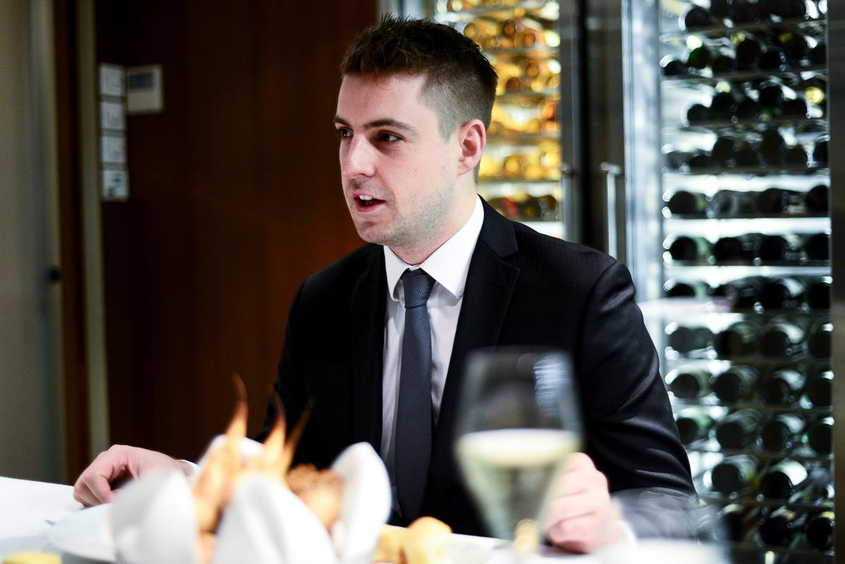 LSA Eitorial - Chef Kirk Westaway of JAAN-2097