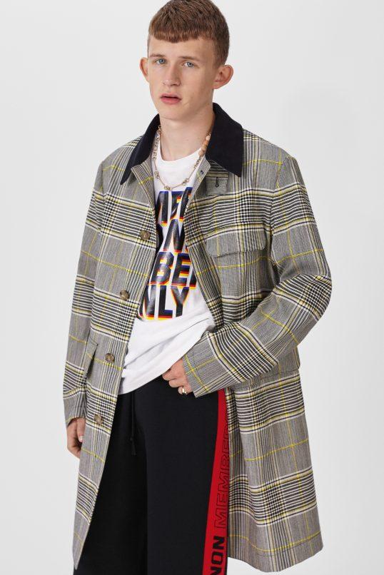Stella McCartney debuts menswear collection