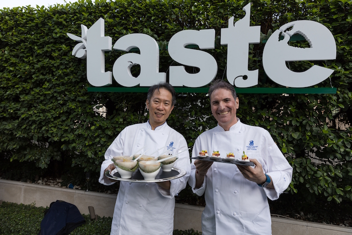 Taste of Hong Kong 2017_Chefs and dishes from Tosca
