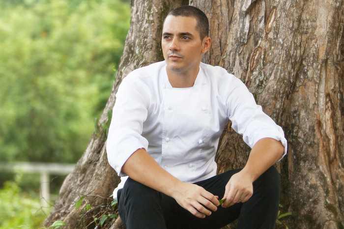 Chef Julien Royer
