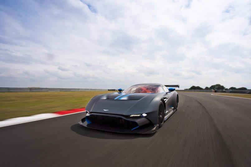 Overdrive Aston Martin Vulcan Lifestyle Asia