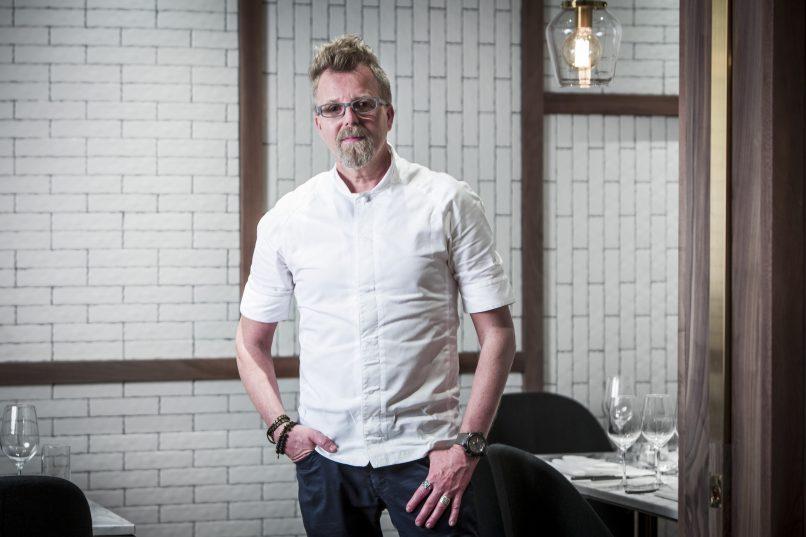 Chef Magnus Hansson