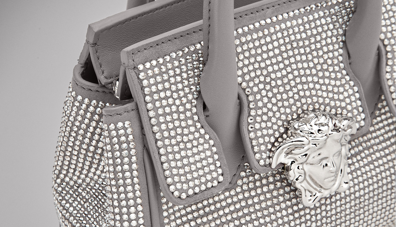 26b914f7 Versace celebrates new Hong Kong store with a limited edition bag