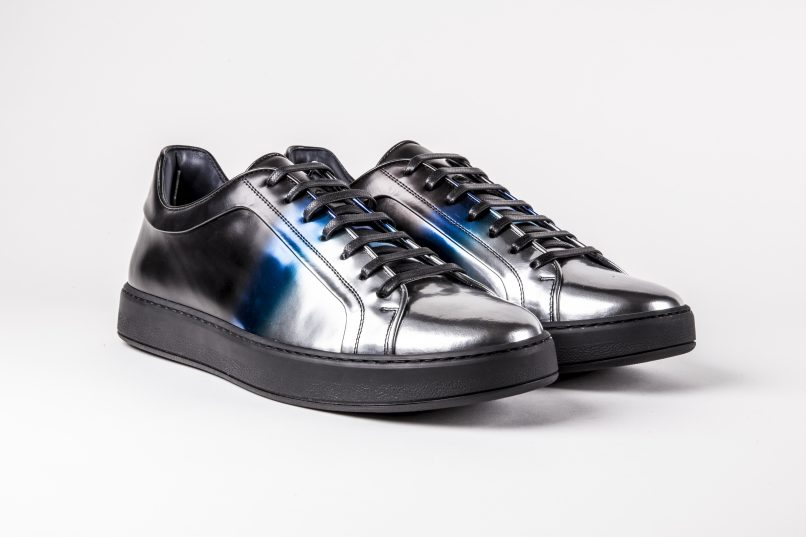 Dior Homme sneakers in three-tone calfskin. a1926848903