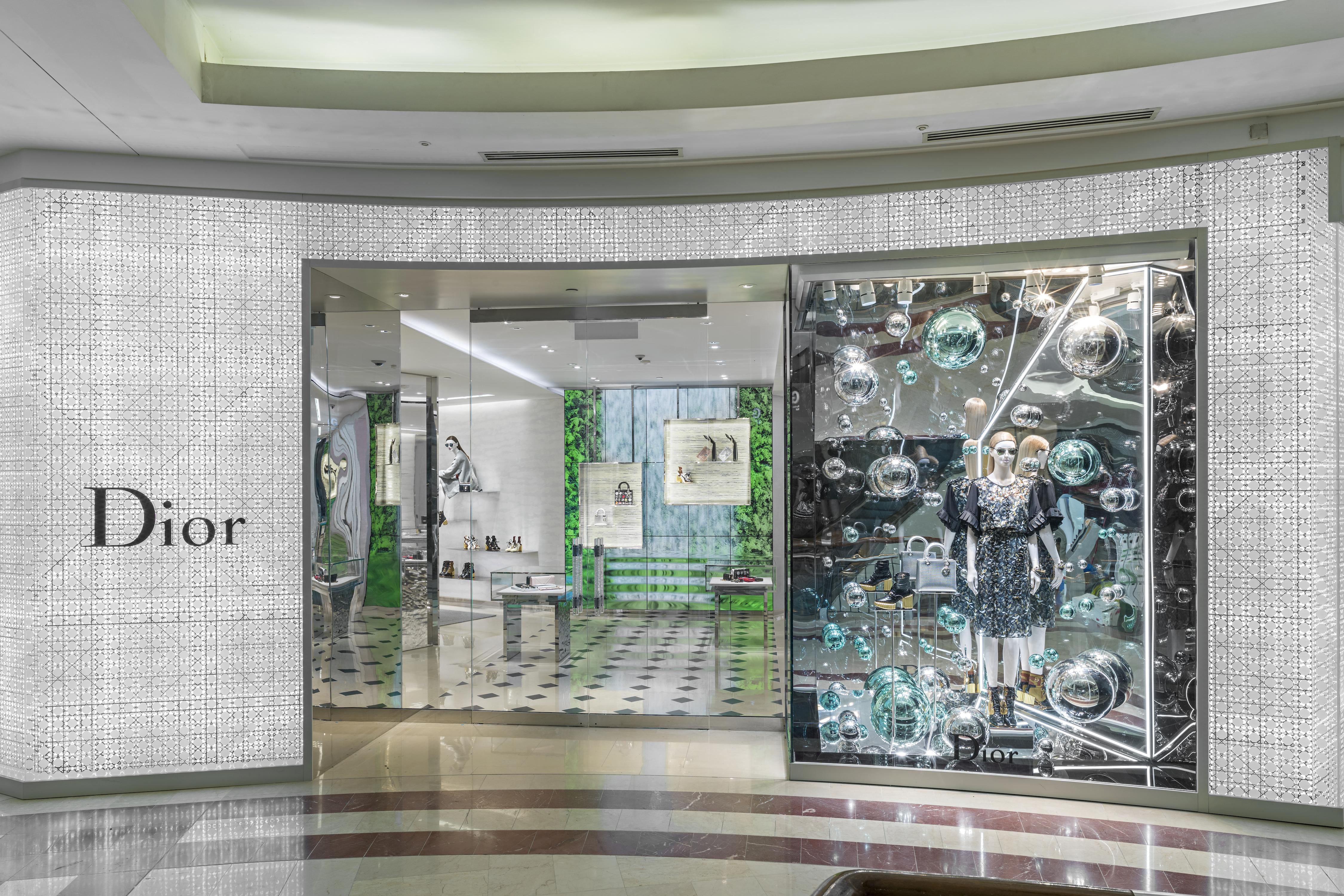 5ef3e5db37b3 New in KL  Dior Boutique, Suria KLCC