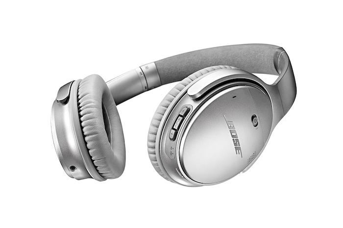 QuietComfort 35 wireless headphones - Silver
