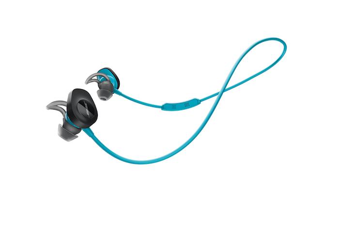 SoundSport wireless headphones - Aqua 1