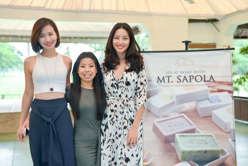 Mt Sapola - Melissa Tan, Dianthus Goh, Sarah Lian