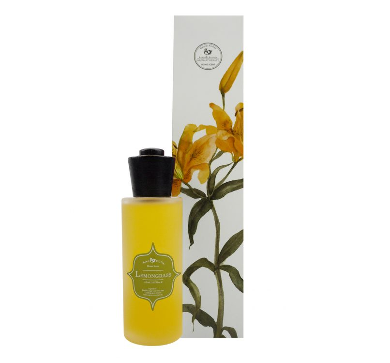 Mt Sapola - lemongraass home scent