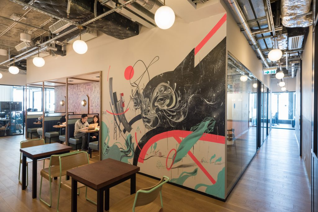 Peek inside Hong Kong's coolest co-working spaces