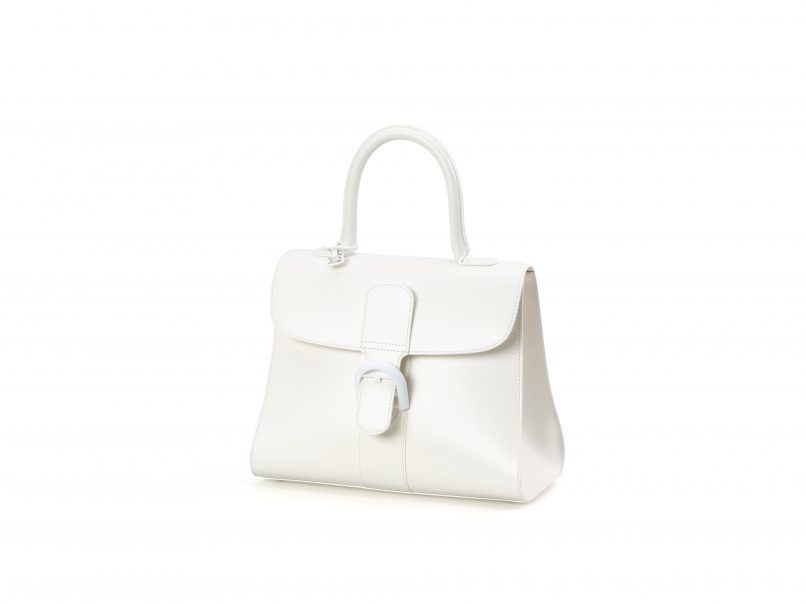 c3da6a3b34 Splurge: Delvaux's Brillant MM Magic Ivory Rainbow bag