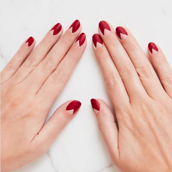 Simple Nail Art For Chinese New Year: 8 Chinese New Year Nail Art Ideas To Inspire You