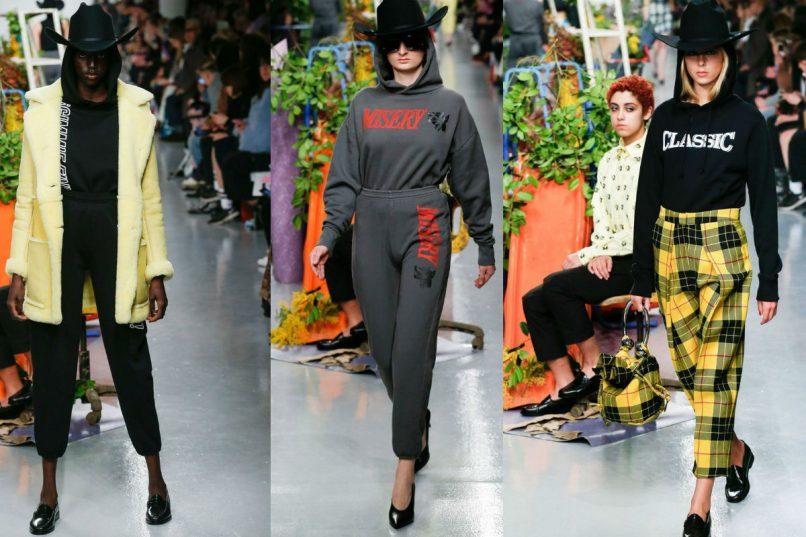 ashley williams london fashion week
