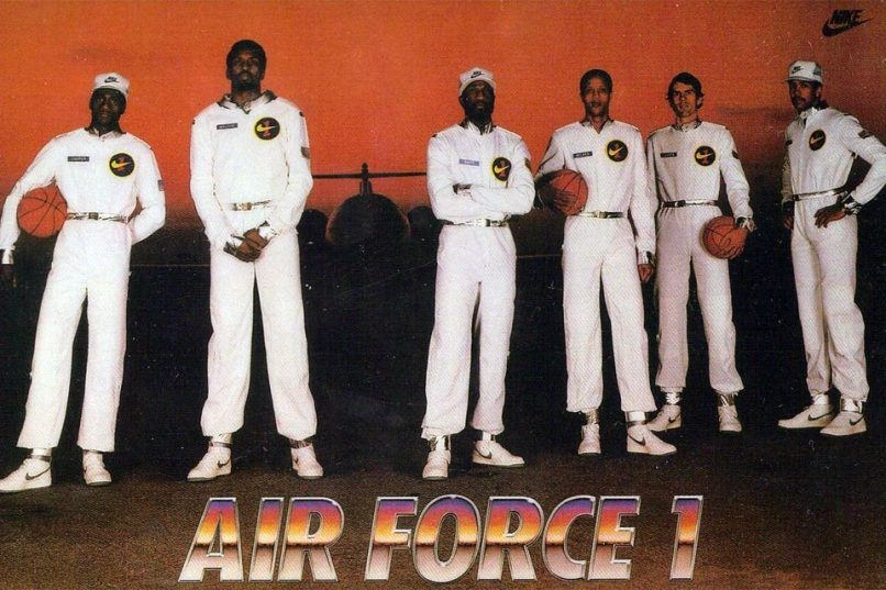 The history behind the hype: Nike Air Force 1s