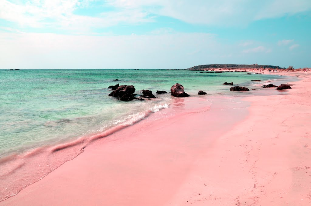 pink sand The Cheat Sheet