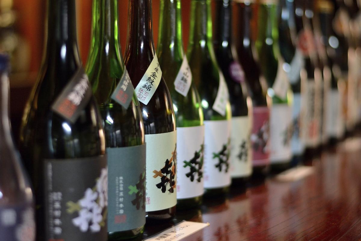 best sake bars sg
