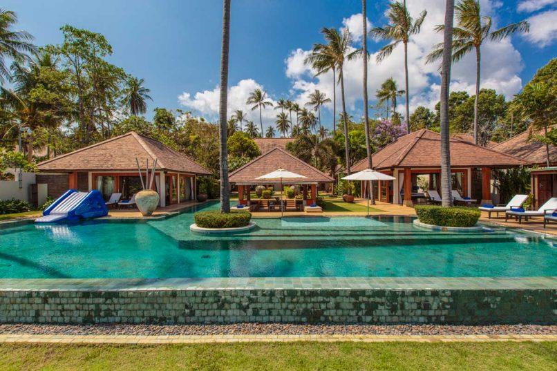 luxury villas
