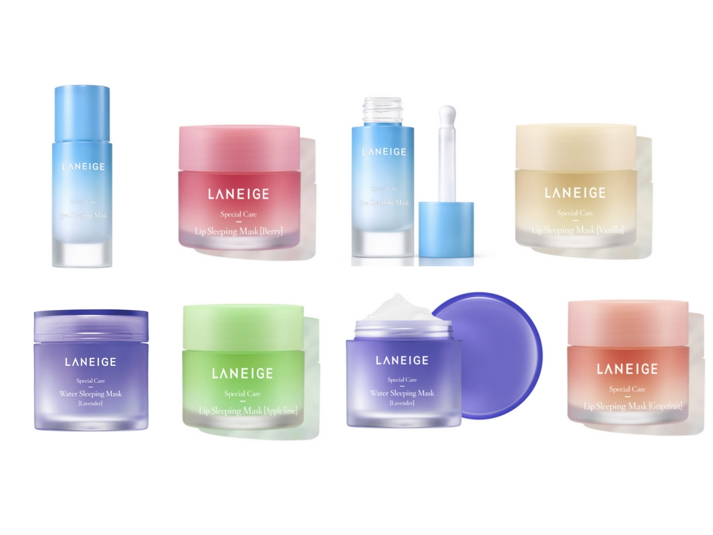 Revitalise Your Skin Overnight With Laneiges Sleeping Mask Range Laneige Lip Spending Long Hours In An Air Conditioned Office Can Really Take A Toll On Our And Leave It Dehydrated This Is Where Masks Come Handy